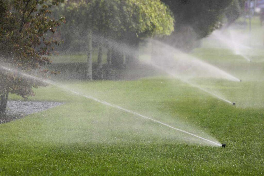 gear drive sprinklers Perth