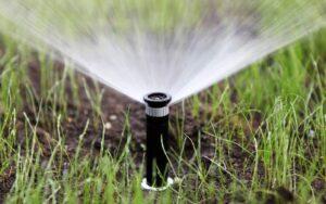 Smart Irrigation sprinkler lawn perth