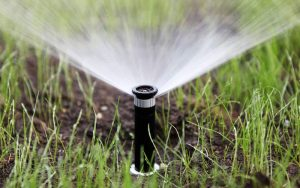 Smart Irrigation sprinkler lawn perth