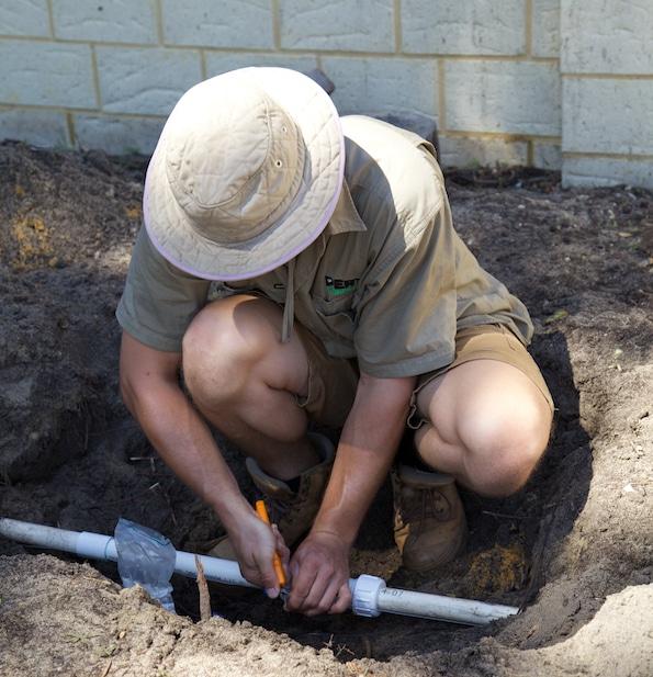 Reticulation System Installation in Perth
